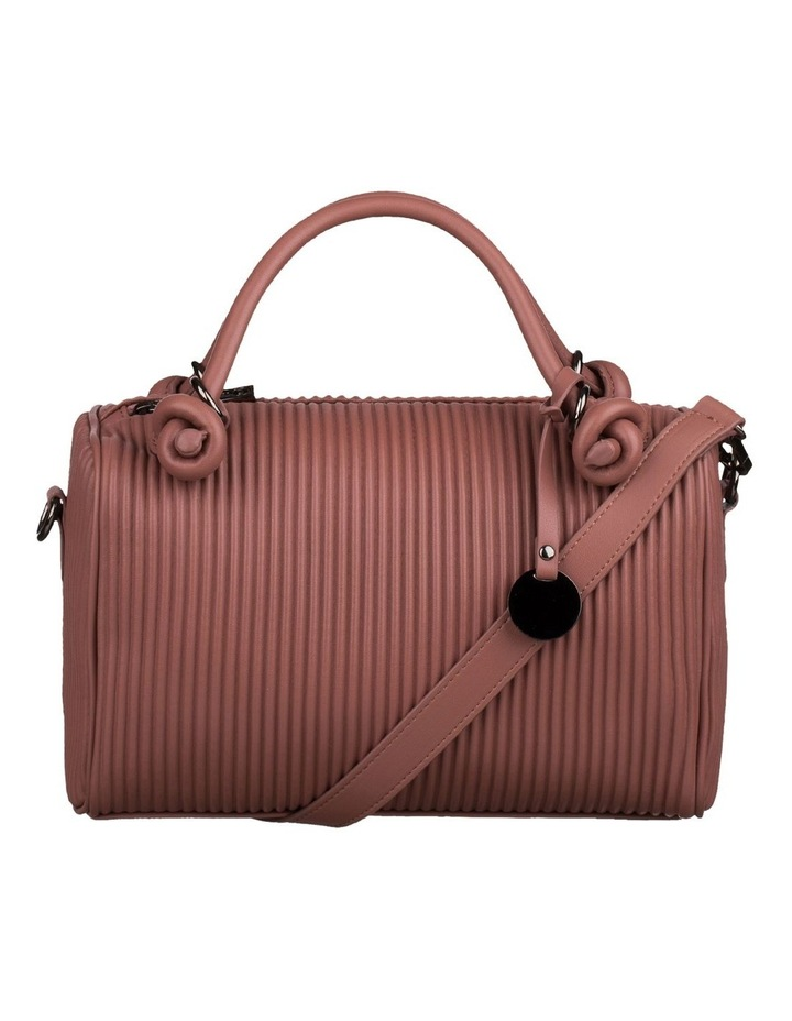Angela Boston Bag - Mauve image 1