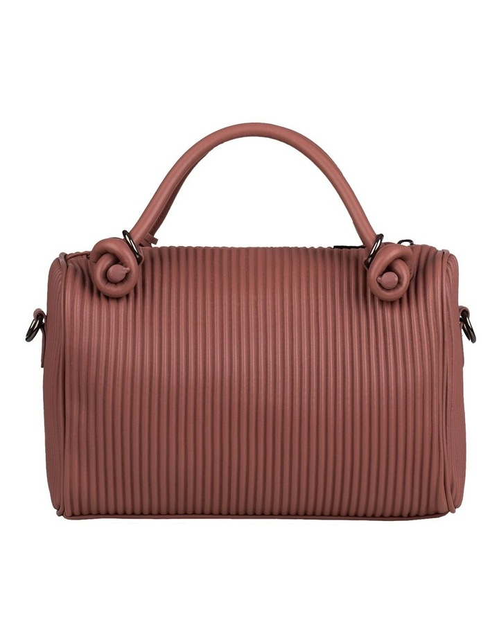 Angela Boston Bag - Mauve image 2