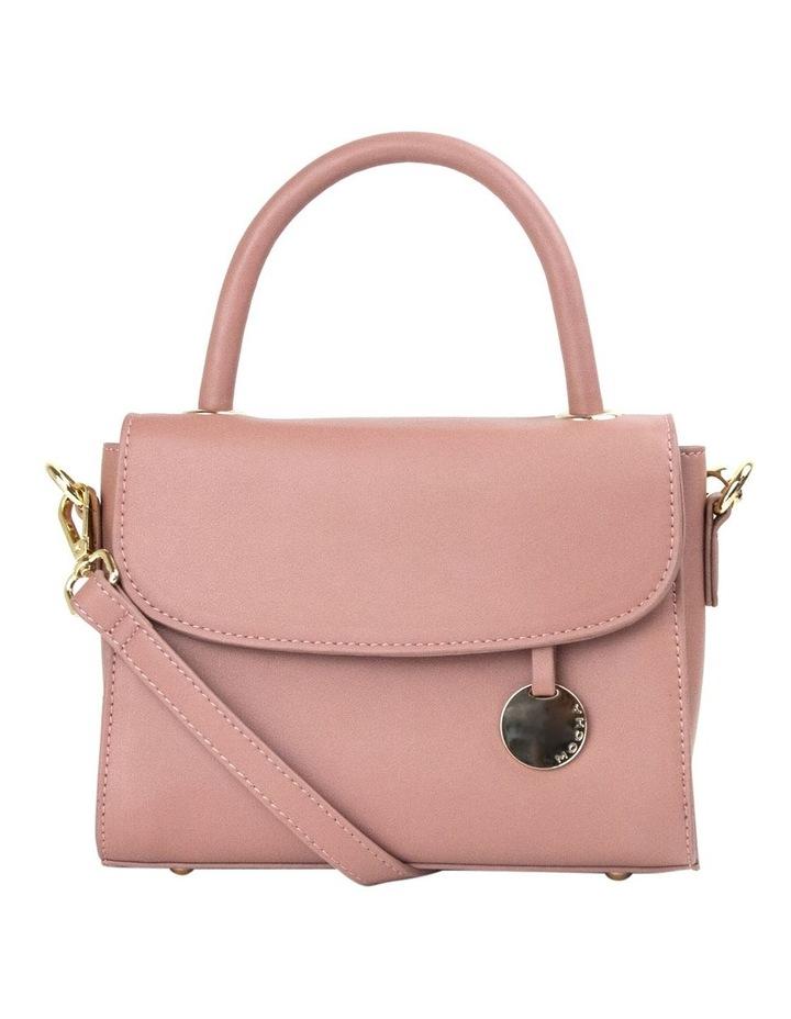 Jodie Top-Handle Crossbody Bag - Mauve image 1