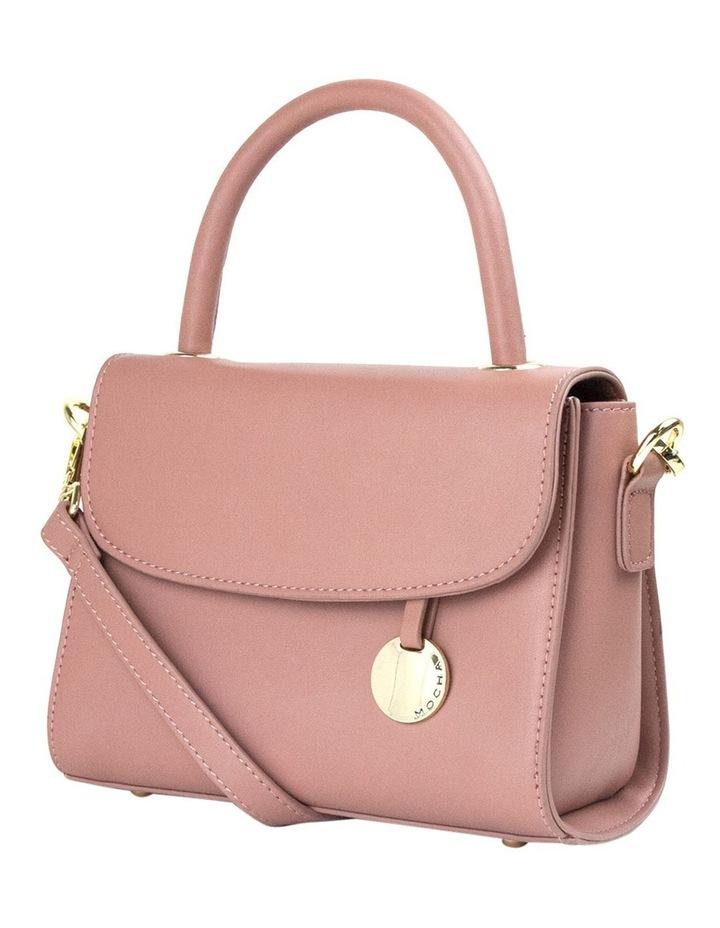 Jodie Top-Handle Crossbody Bag - Mauve image 2