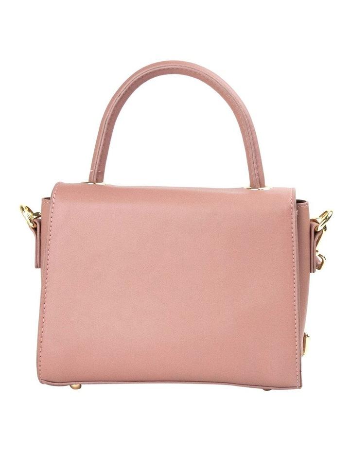 Jodie Top-Handle Crossbody Bag - Mauve image 3