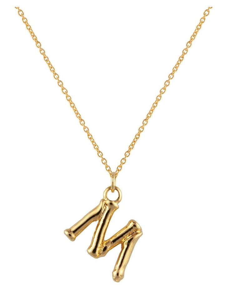 Initial Necklace - M image 1
