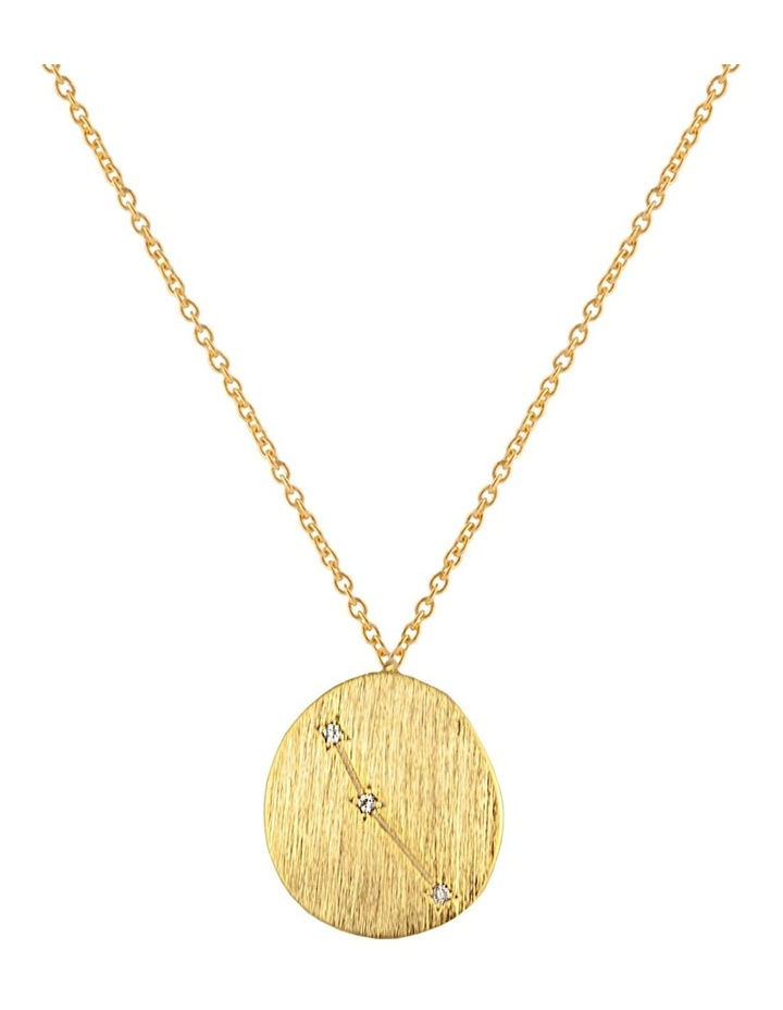Zodiac Necklace - Aries image 1