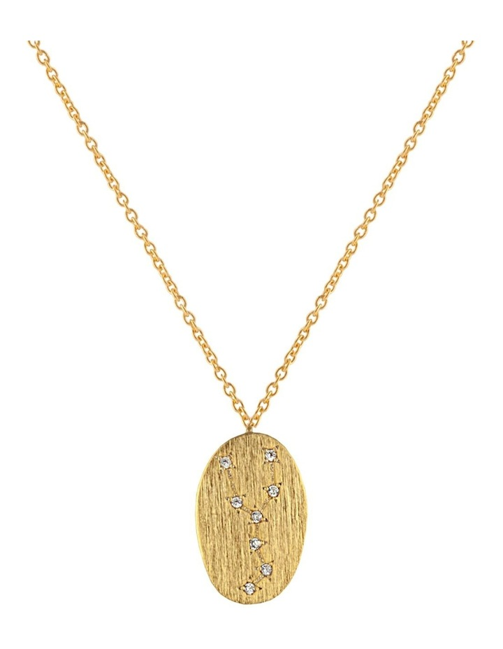 Zodiac Necklace - Taurus image 1