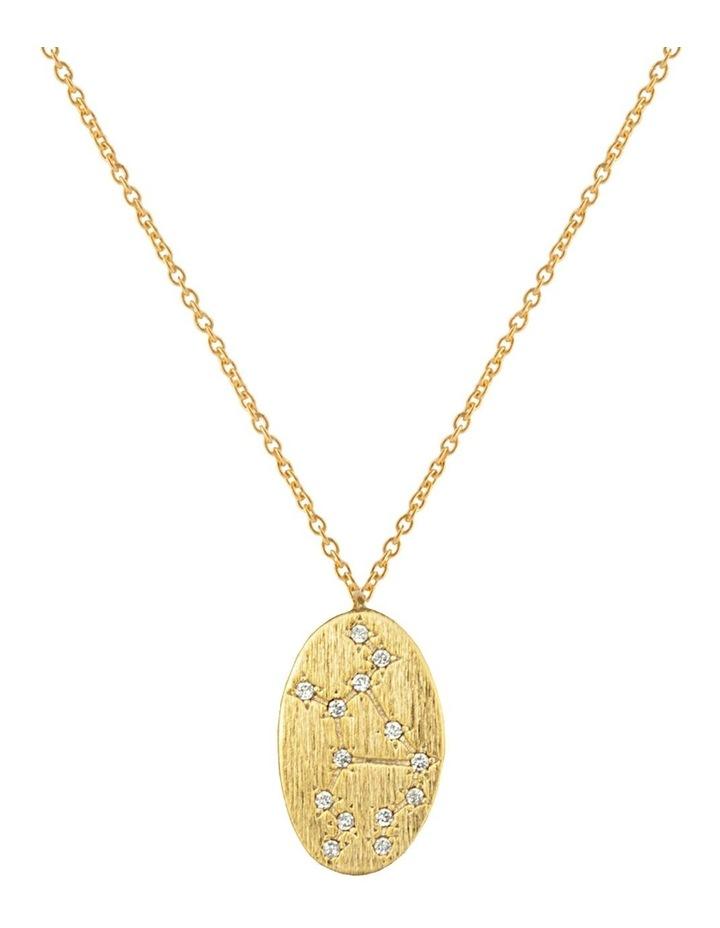 Zodiac Necklace - Virgo image 1