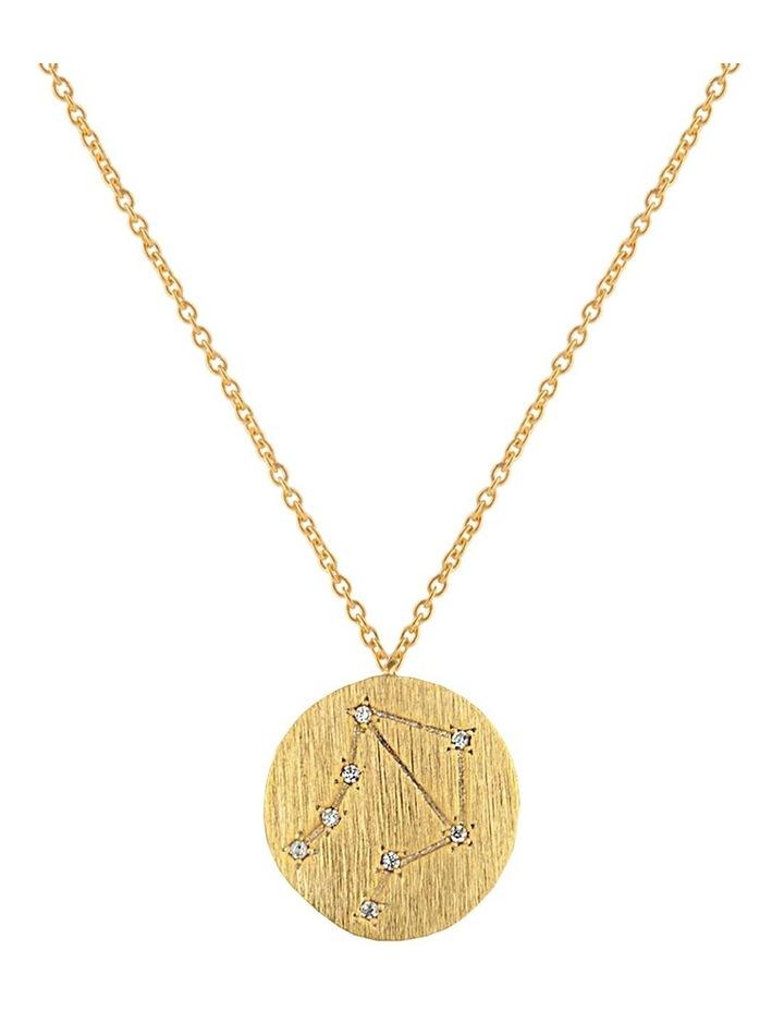Zodiac Necklace - Libra image 1
