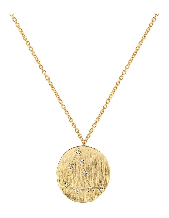 Zodiac Necklace - Capricorn image 1
