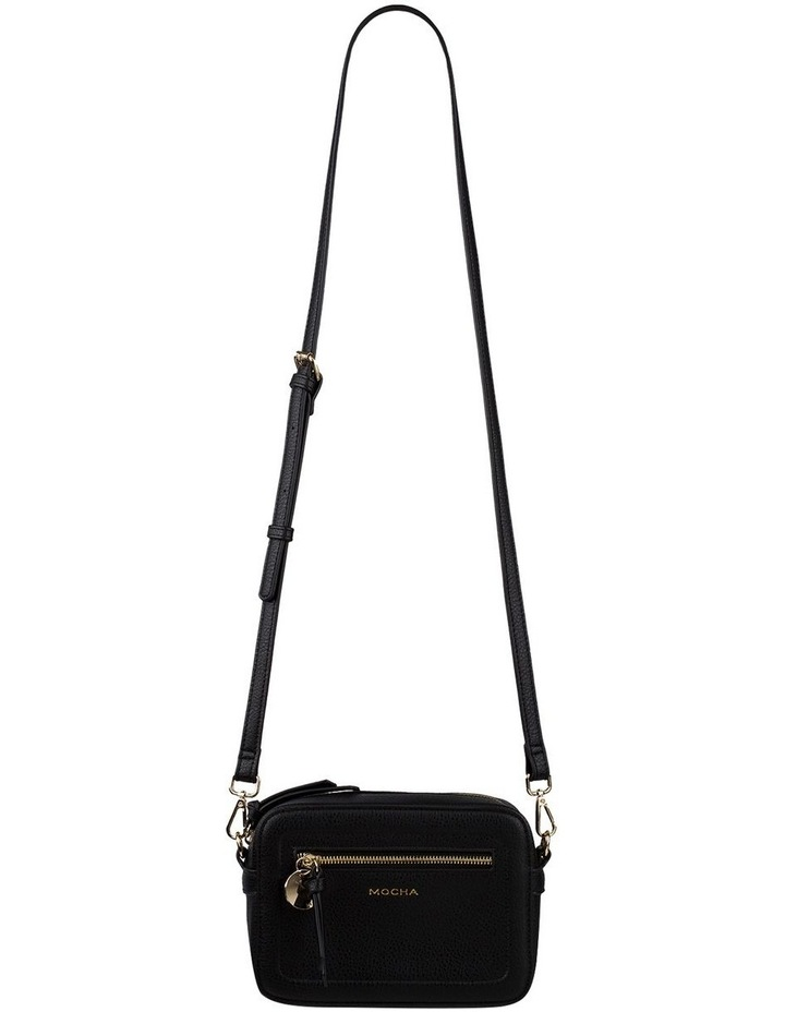 Gigi Box Crossbody Bag - Black image 2