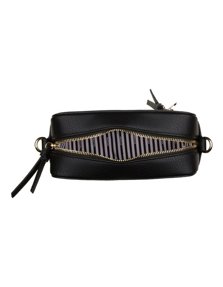 Gigi Box Crossbody Bag - Black image 4