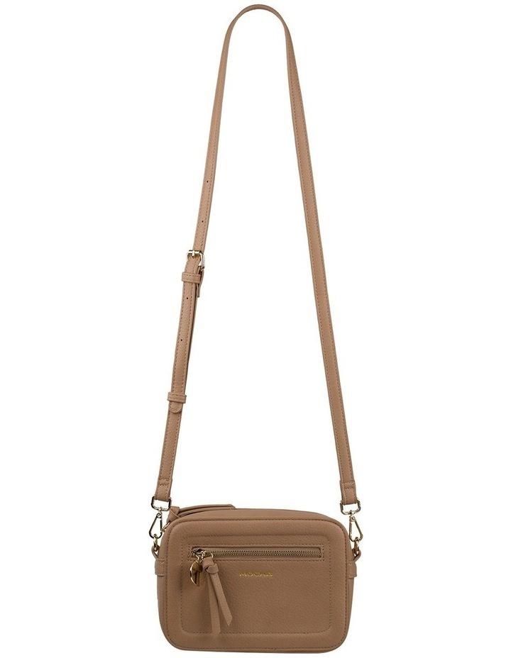Gigi Box Crossbody Bag - Taupe image 2