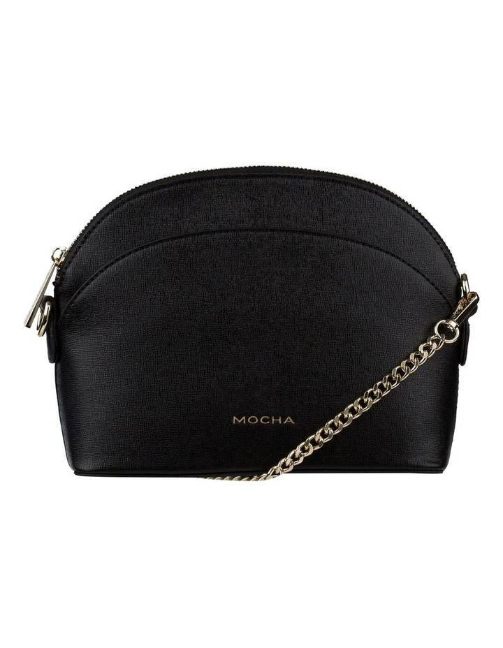 Daisy Crossbody Bag - Black image 1
