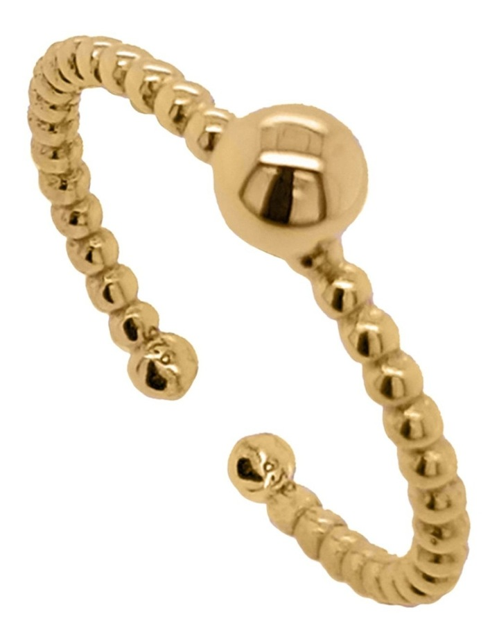 Just Must Adjustable Ring - Gold image 1