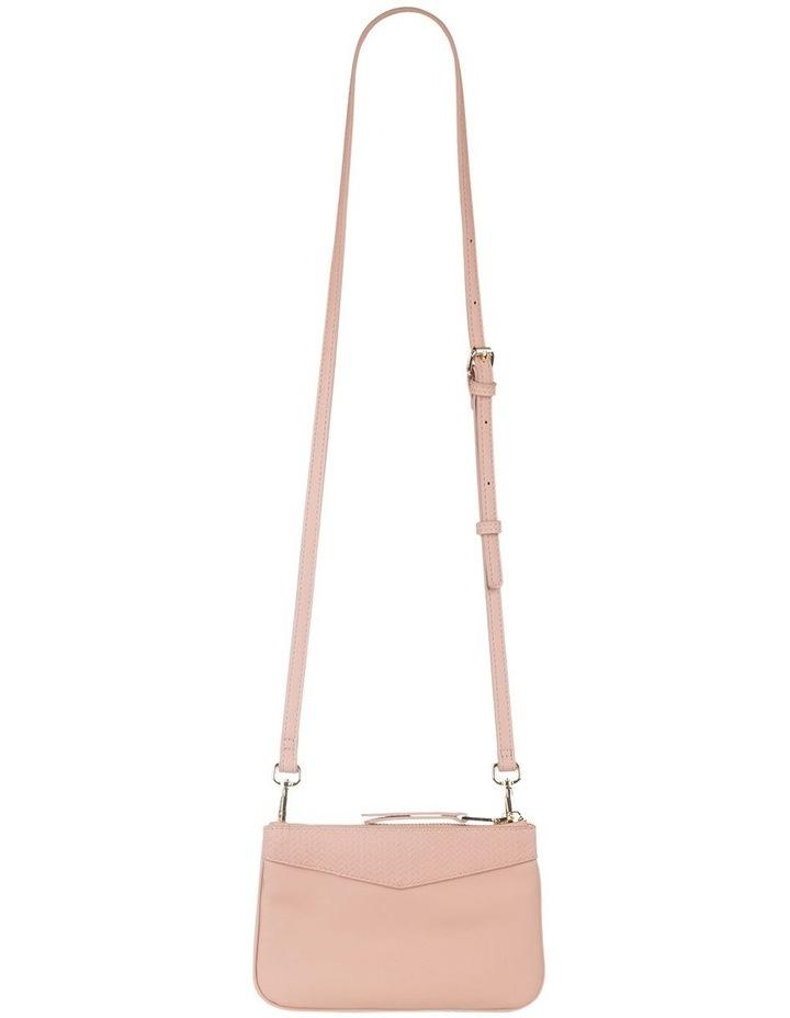 Braidy Pink Nude Double Crossbody Bag image 3