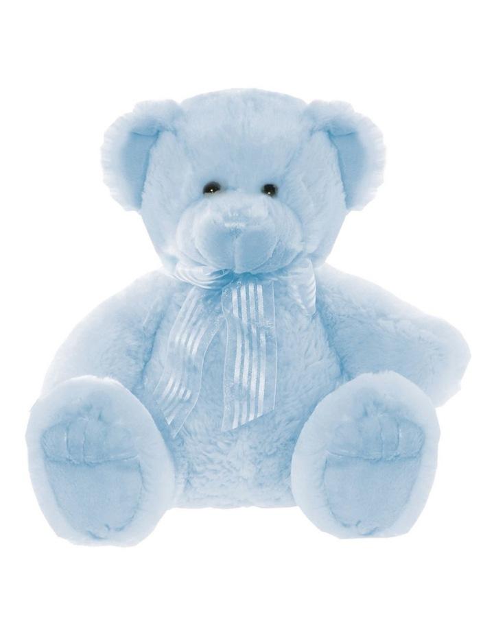 Frankie Bear Blue 40cm image 1