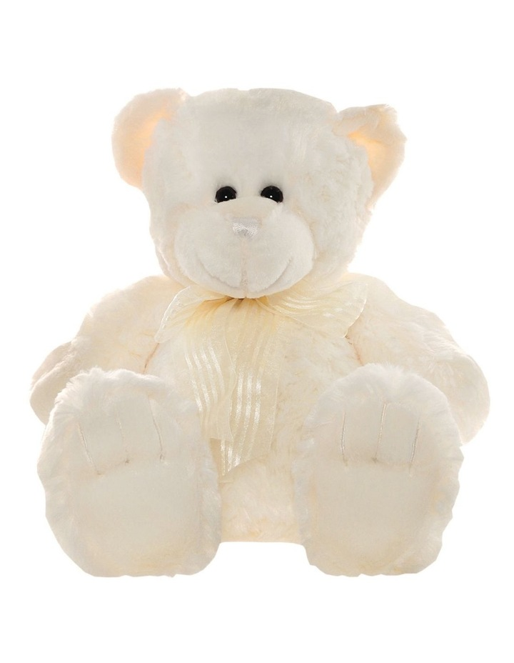 Frankie Bear Cream 40cm image 1
