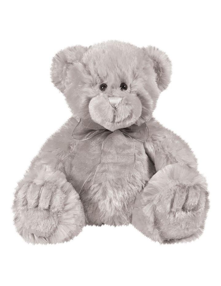 Frankie Bear Grey 28cm image 1