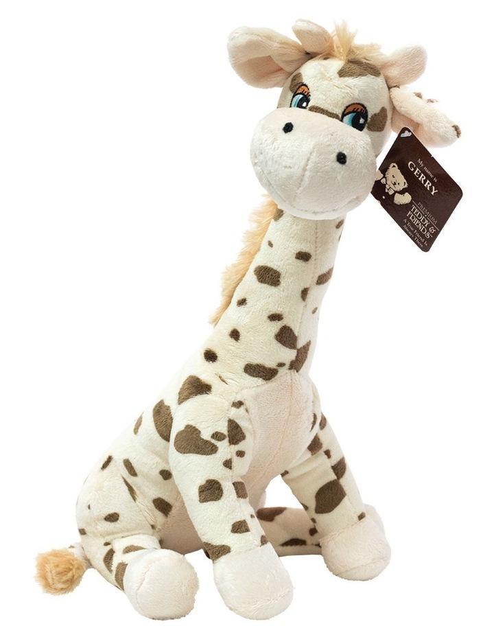 Gerry Giraffe Brown 33cm image 1