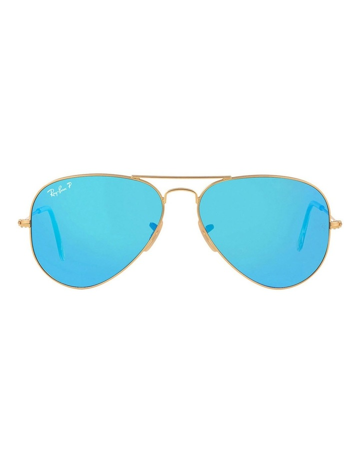 RB3025 363393 Polarised Sunglasses image 1