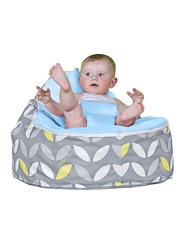 Bloom Snuggle Pod Baby Bean Bag Blue image 2
