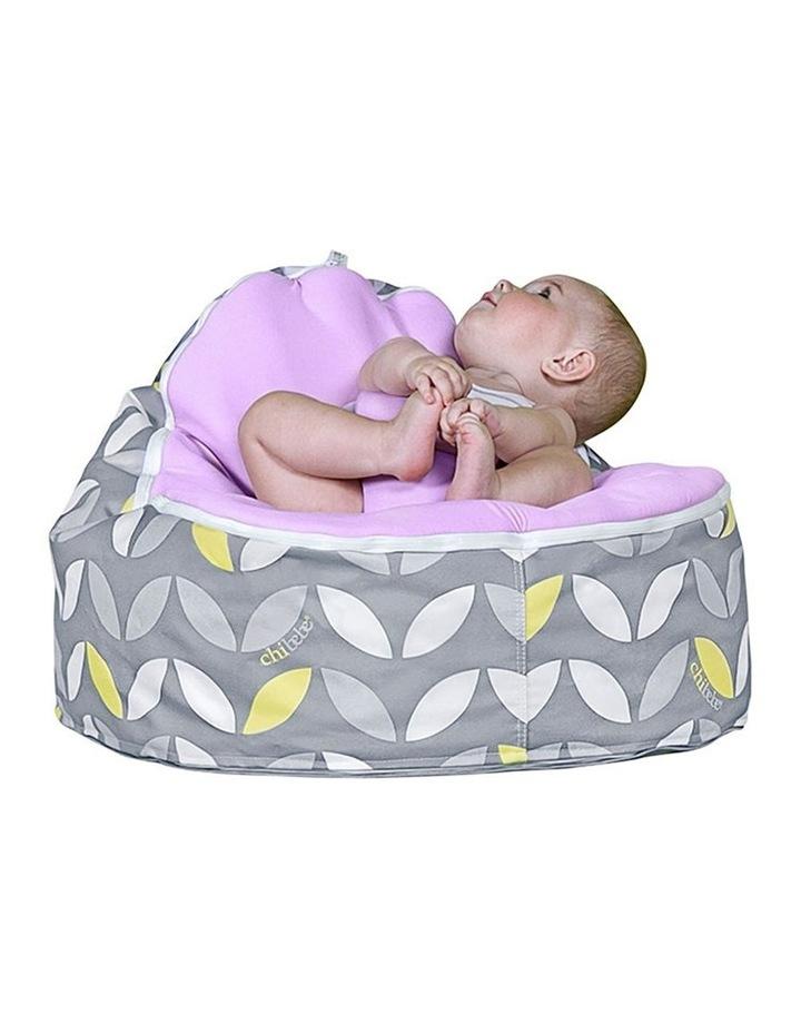 Bloom Snuggle Pod Baby Bean Bag Grape image 2