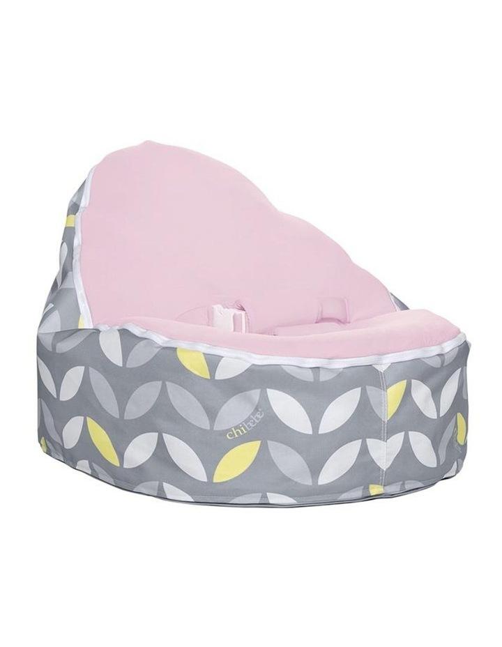 Bloom Snuggle Pod Baby Bean Bag Pink image 1