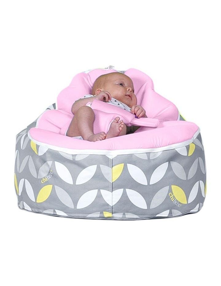 Bloom Snuggle Pod Baby Bean Bag Pink image 2