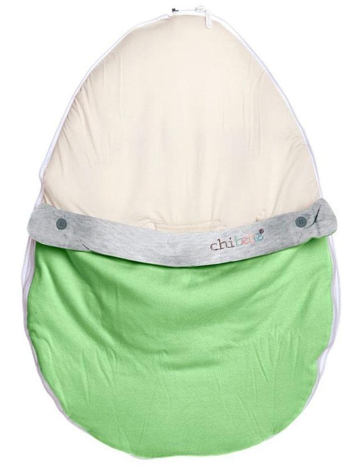 Pod Warmer Blanket for the Snuggle Pod Baby Bean Bag Lime image 1