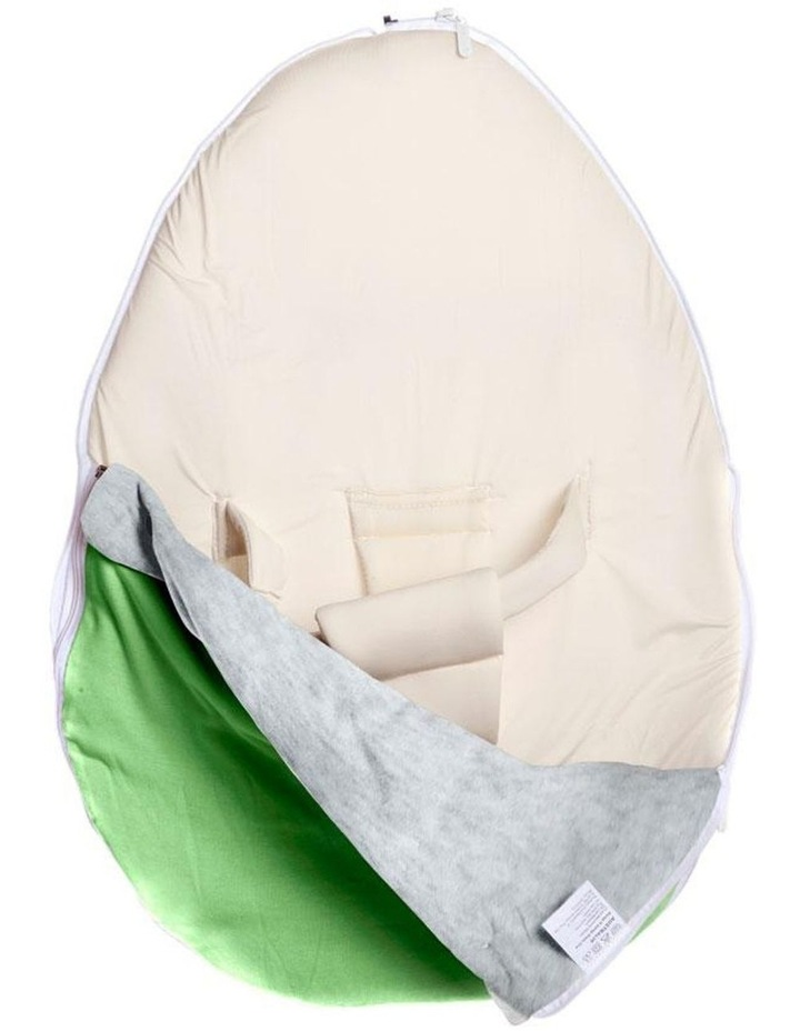 Pod Warmer Blanket for the Snuggle Pod Baby Bean Bag Lime image 3