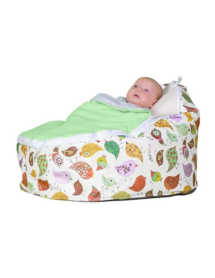 Pod Warmer Blanket for the Snuggle Pod Baby Bean Bag Lime image 4