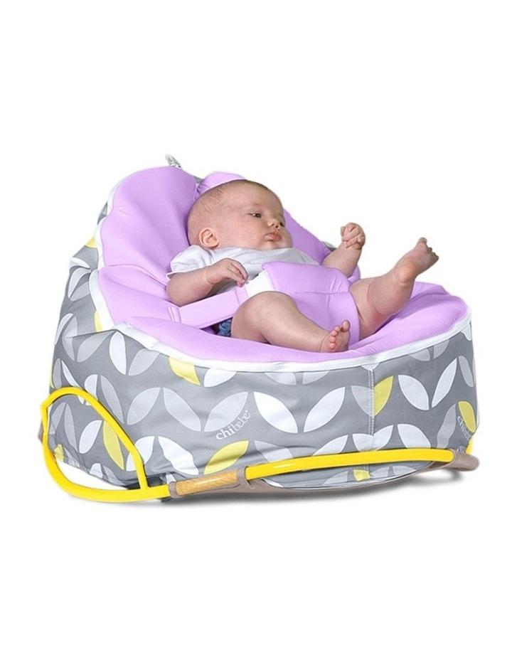 The Pod Rocker for the Snuggle Pod Baby Bean Bag Lemon image 5