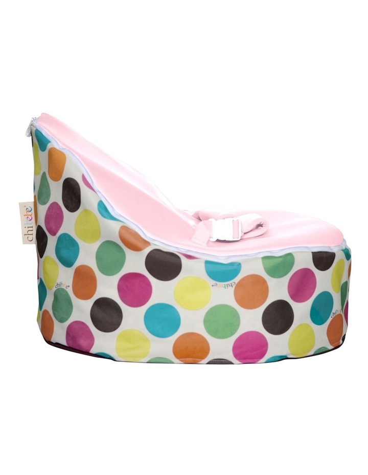 Serendipity Snuggle Pod Baby Bean Bag Pink image 2