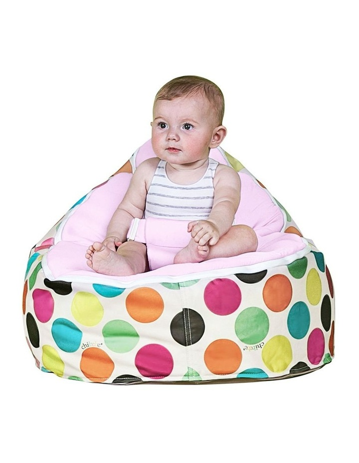Serendipity Snuggle Pod Baby Bean Bag Pink image 3