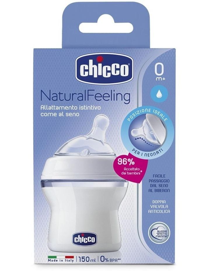 Naturalfeeling 0M  150Ml Regular Flow Bottle image 3