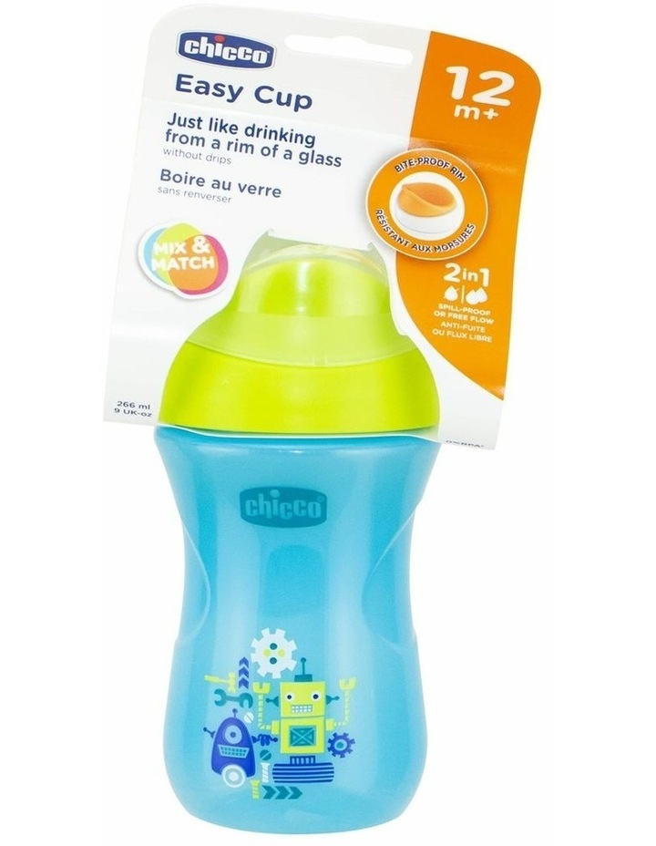 Easy Cup 12 Months  Boy 1Pk 266Ml image 1