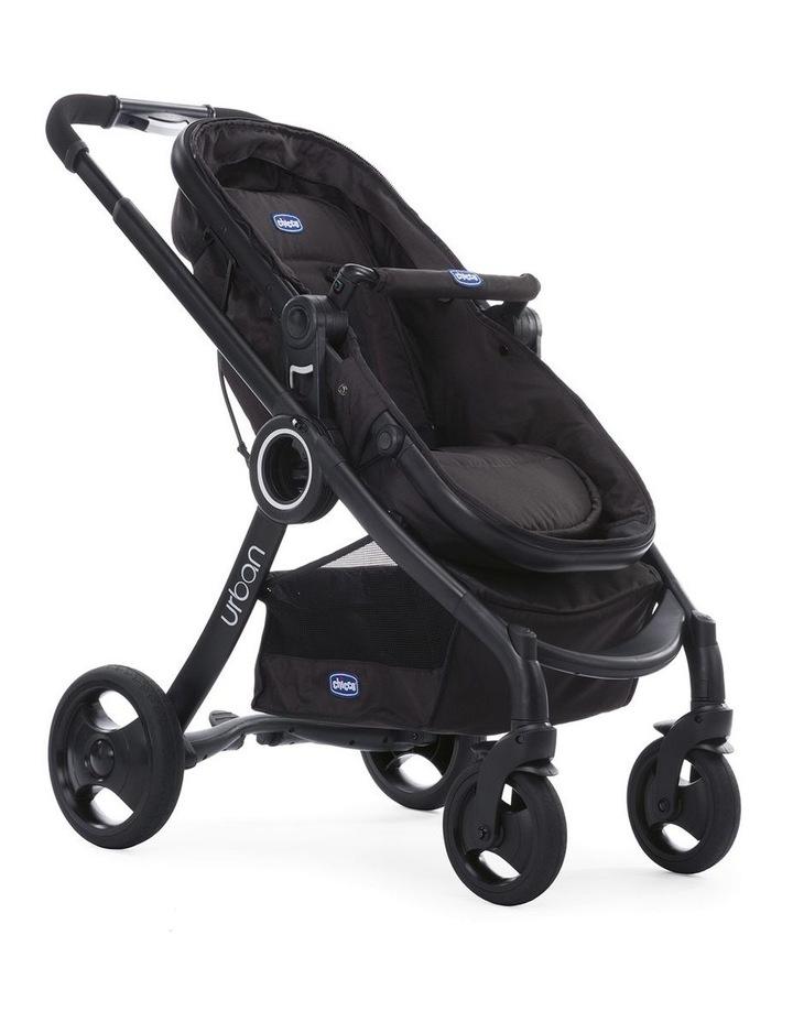Urban Stroller Black Frame image 1