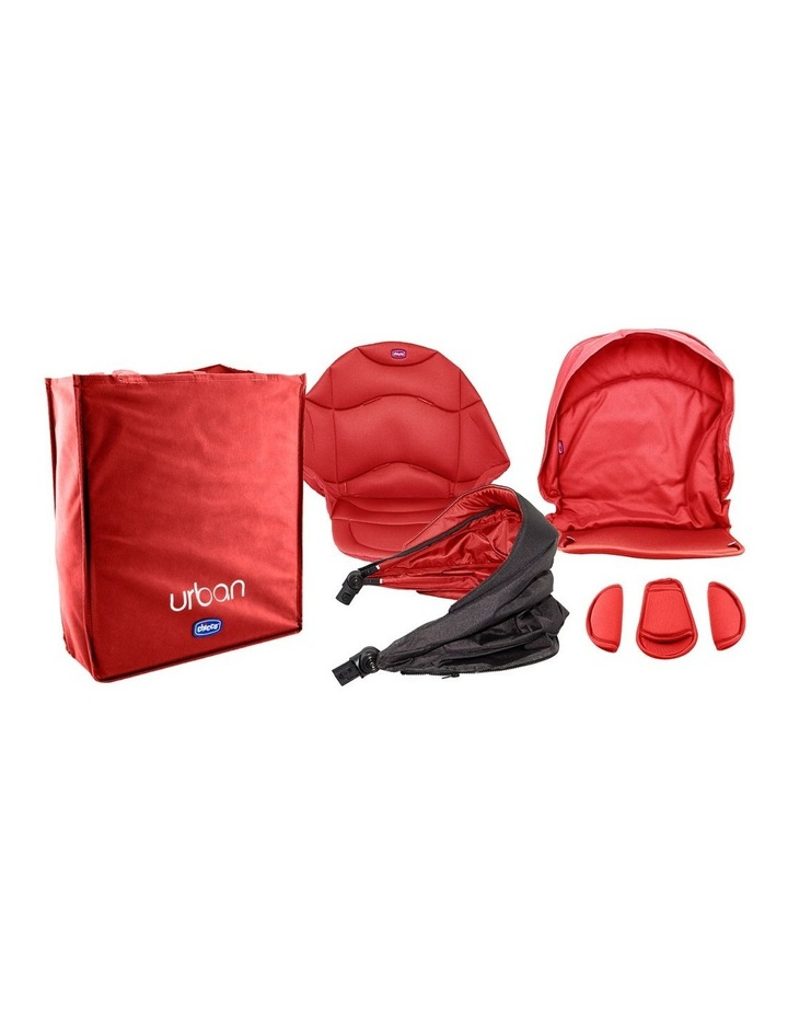 Urban Stroller Colour Pack Red Wave image 1