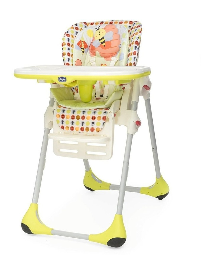 Polly Double Phase High Chair Sunny image 1
