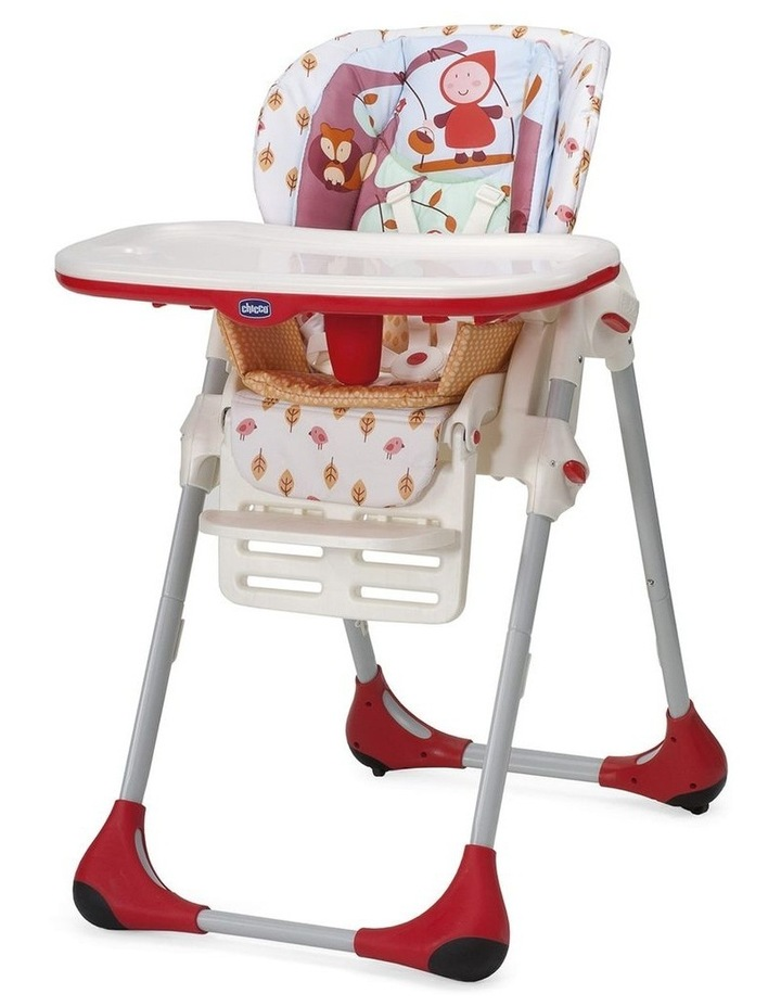 Polly Double Phase High Chair Happy Land image 1