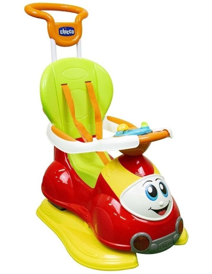 Sit 'N' Ride Quattro 4 In 1 Sit N Ride Car image 1