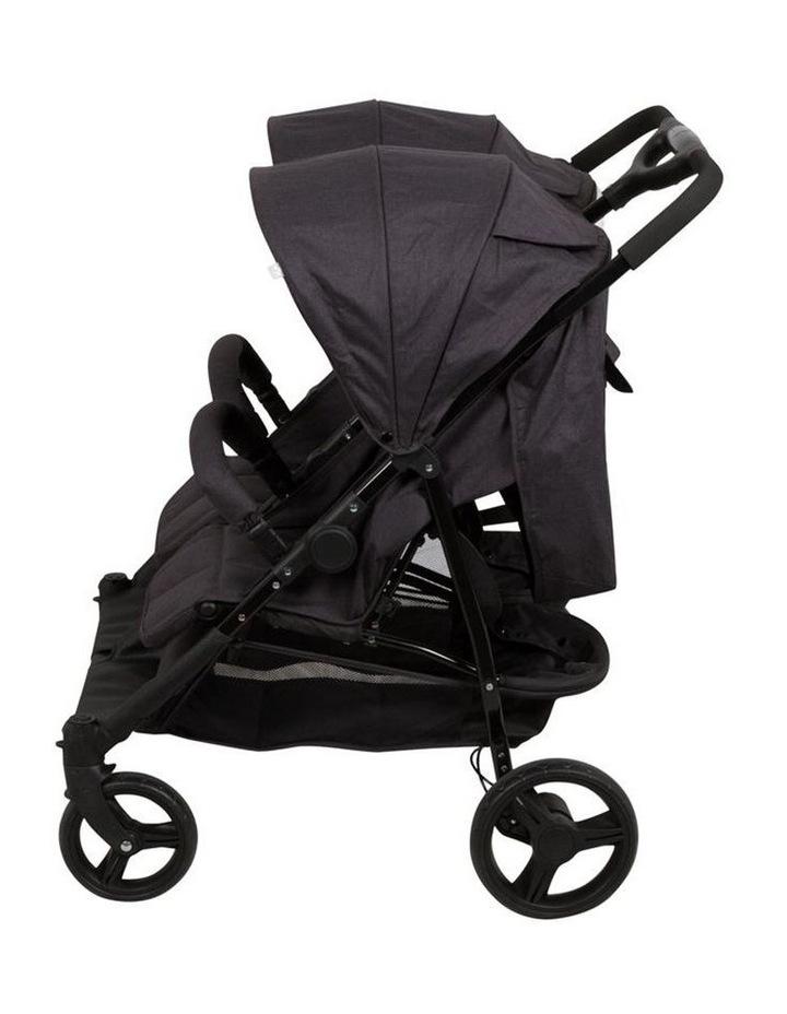 Dupo Twin Stroller - Cinder image 4