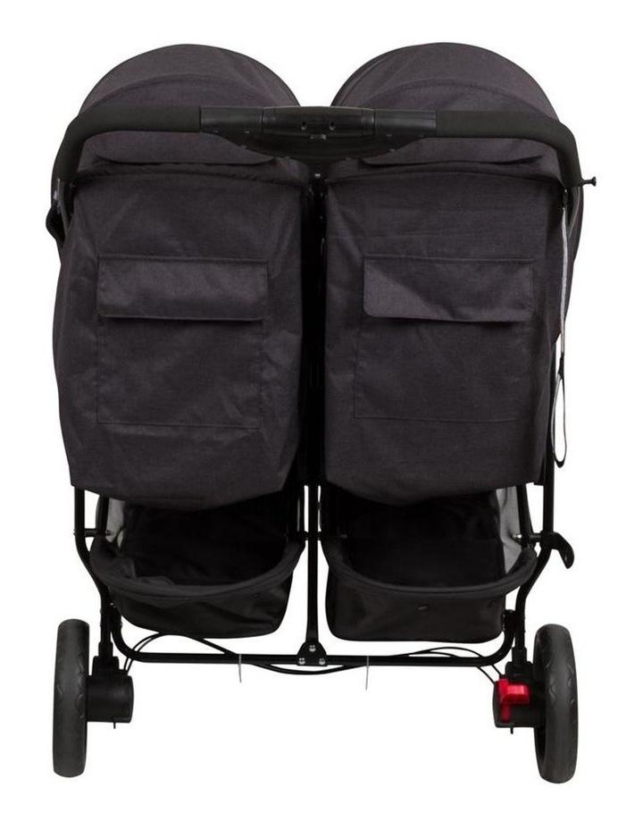 Dupo Twin Stroller - Cinder image 5