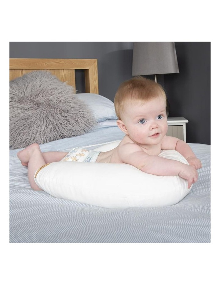 Feeding Pillow 4 in 1 - White image 4