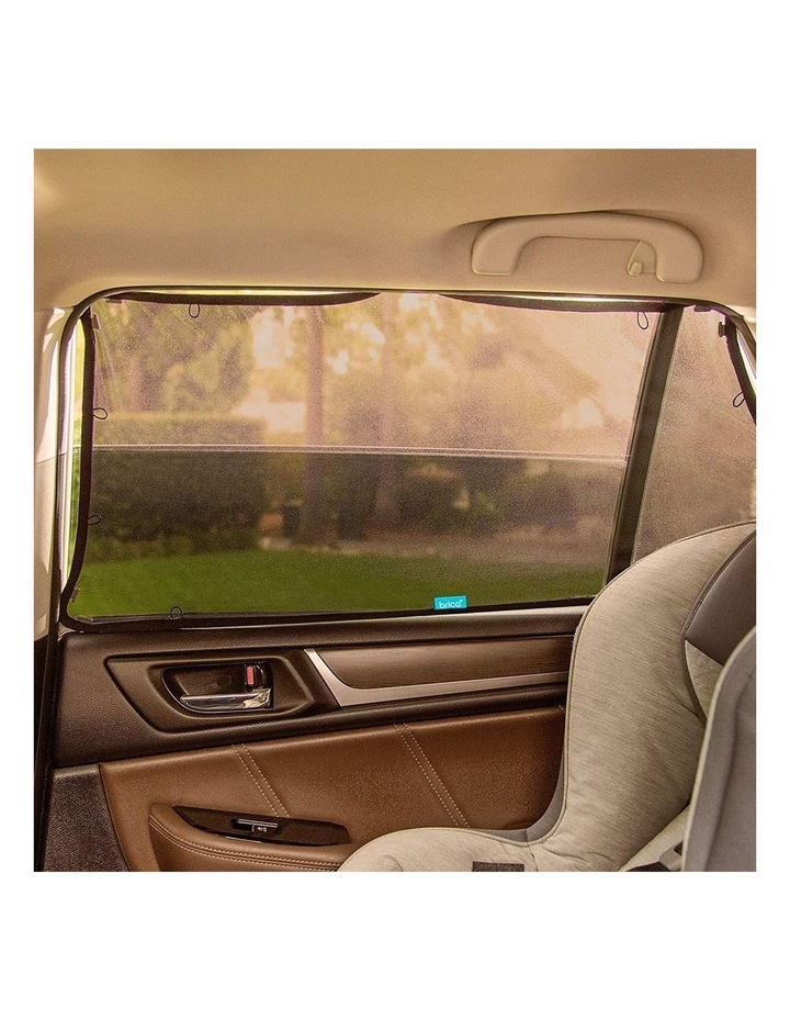 Magnetic Stretch To Fit Sun Shade image 3