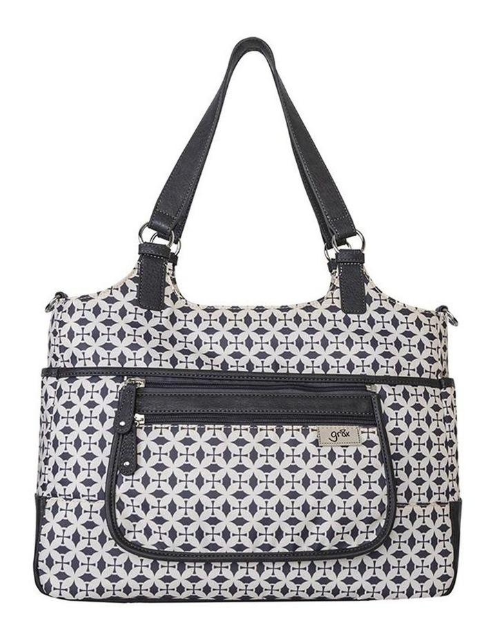 Charlotte Tote Baby Bag Grey image 1