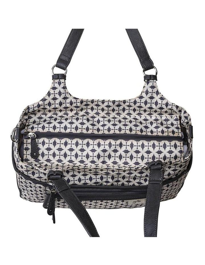 Charlotte Tote Baby Bag Grey image 3