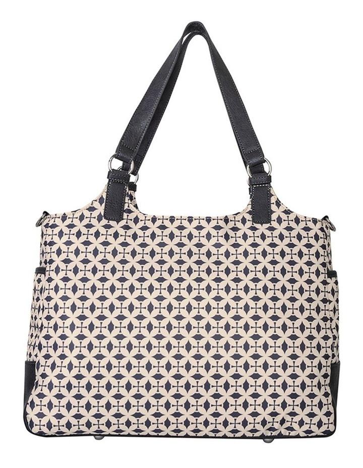 Charlotte Tote Baby Bag Grey image 4