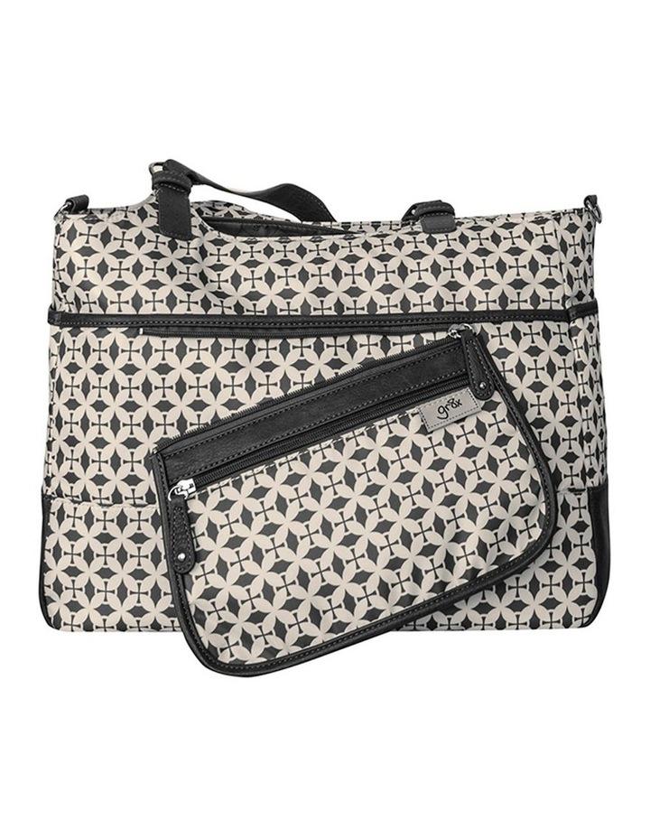 Charlotte Tote Baby Bag Grey image 5