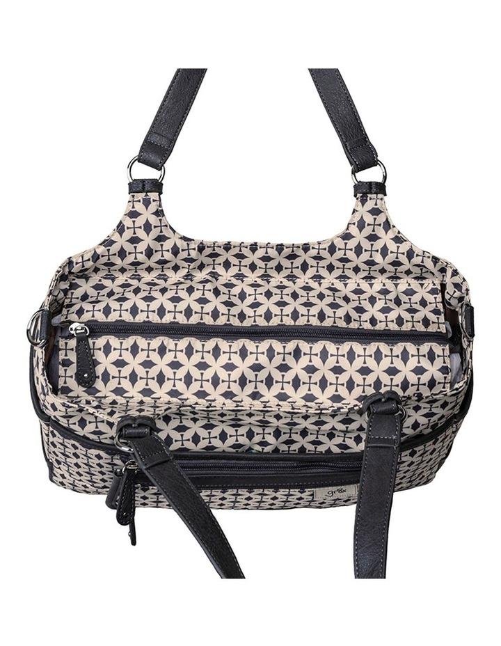 Charlotte Tote Baby Bag Grey image 6