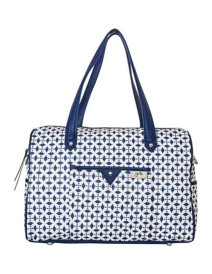 Ella Carry All Baby Bag Blue image 1