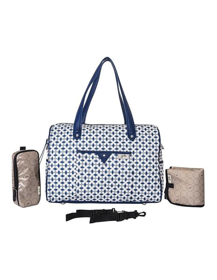 Ella Carry All Baby Bag Blue image 2